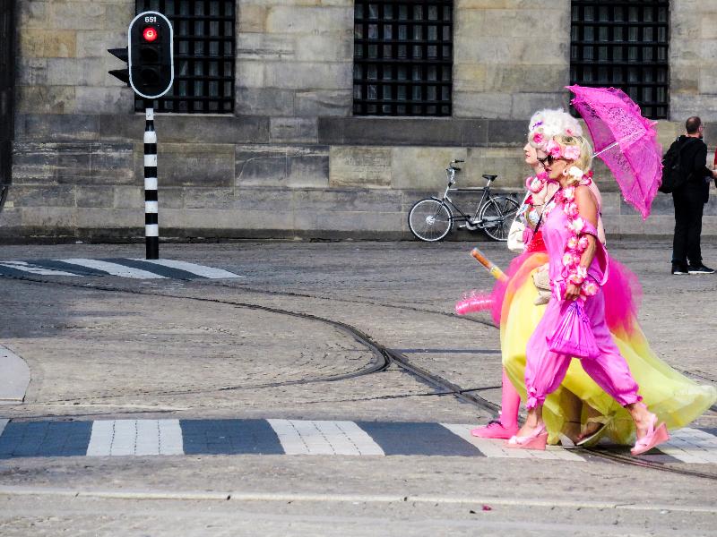 AMSTERDAM - Nerea Atxa (Arrasate). Zeba bidetik... nahi dugunean!