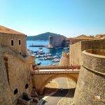 132 - Dubrovnikeko harresiak eta portua