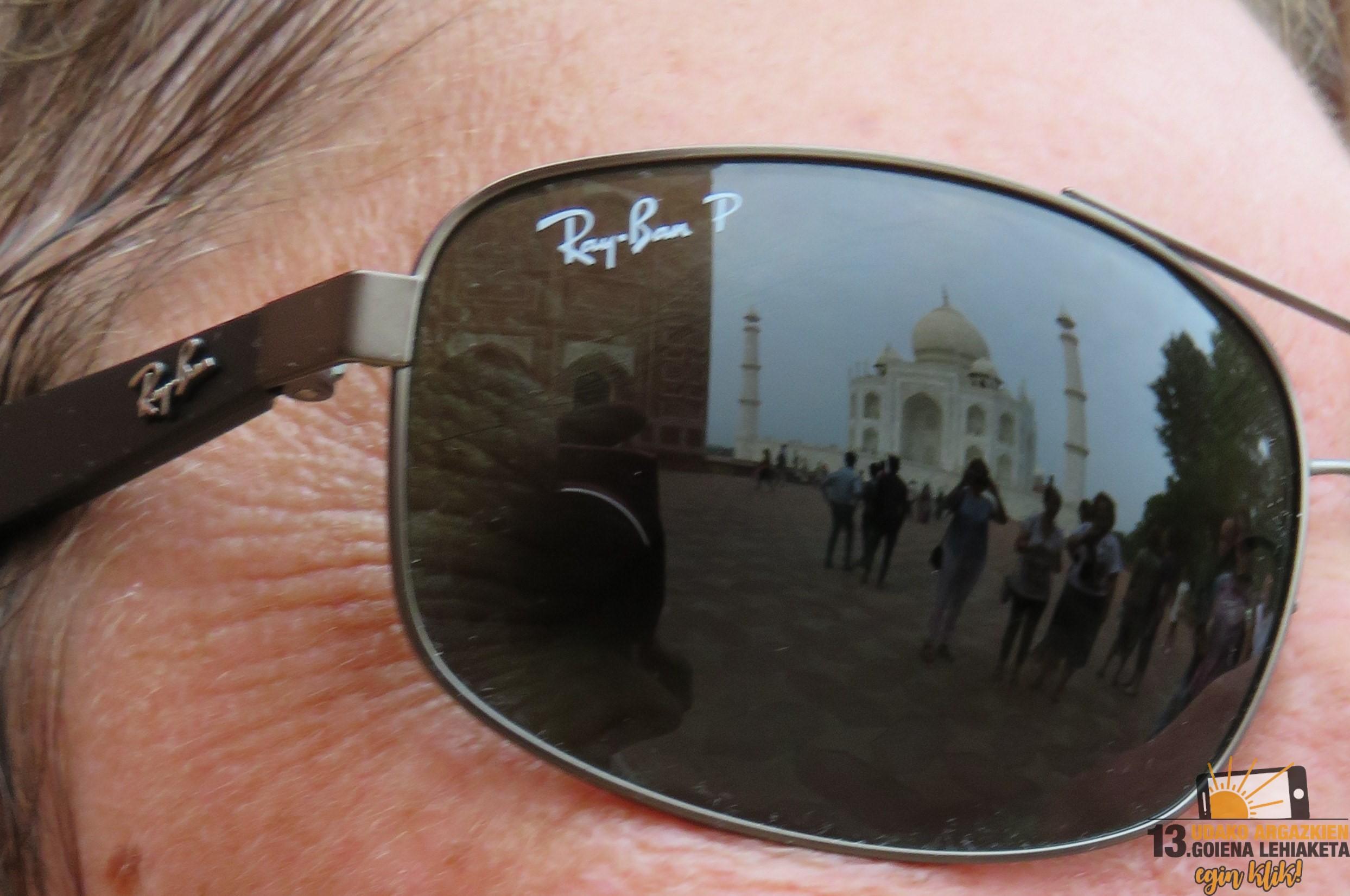 Taj Mahal, Indian