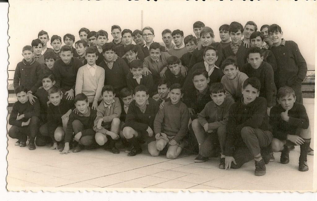 Donosti 1966-67 taldea