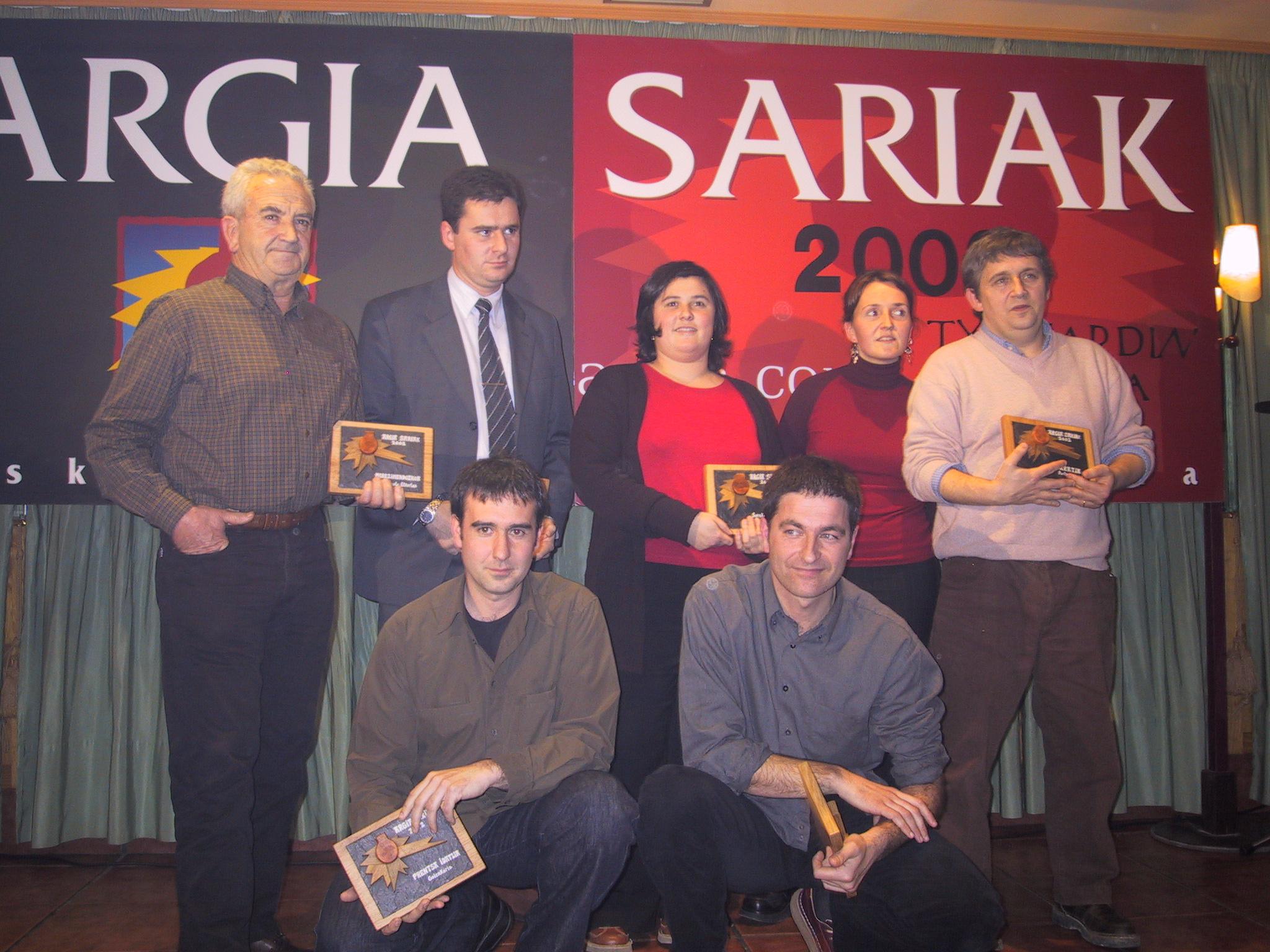 Argia Sariak 2002