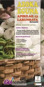 Apirilak 13, Azoka Eguna