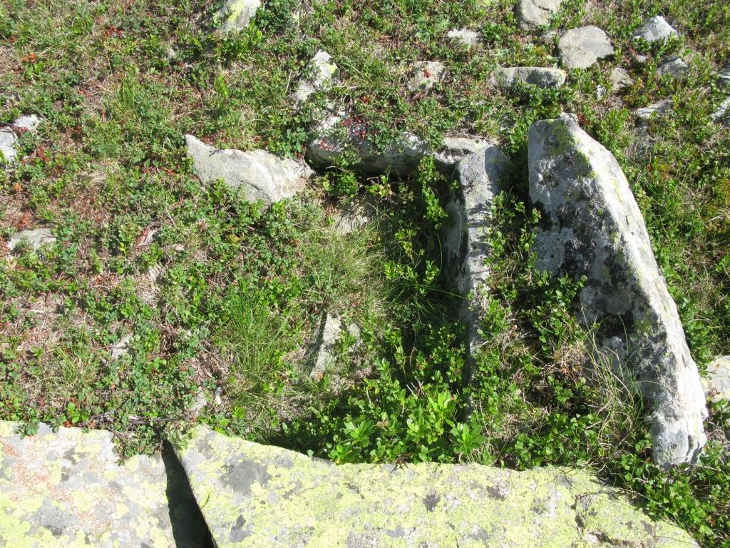 Marcadauko ustezko dolmen eta tumulua