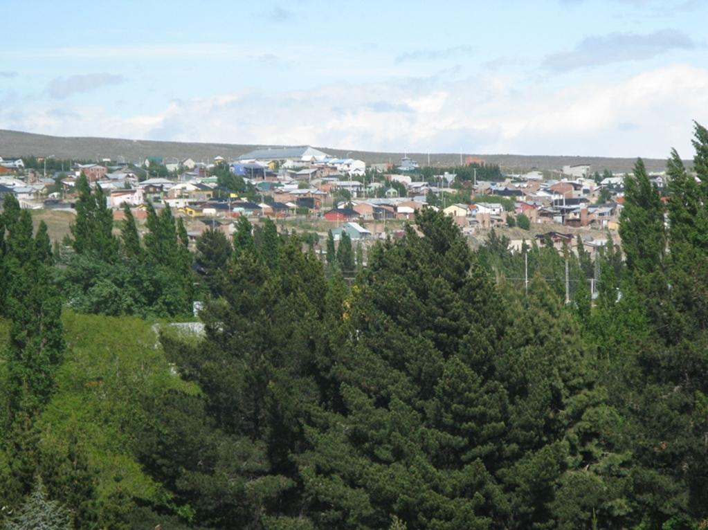 El Calafateko goi aldea