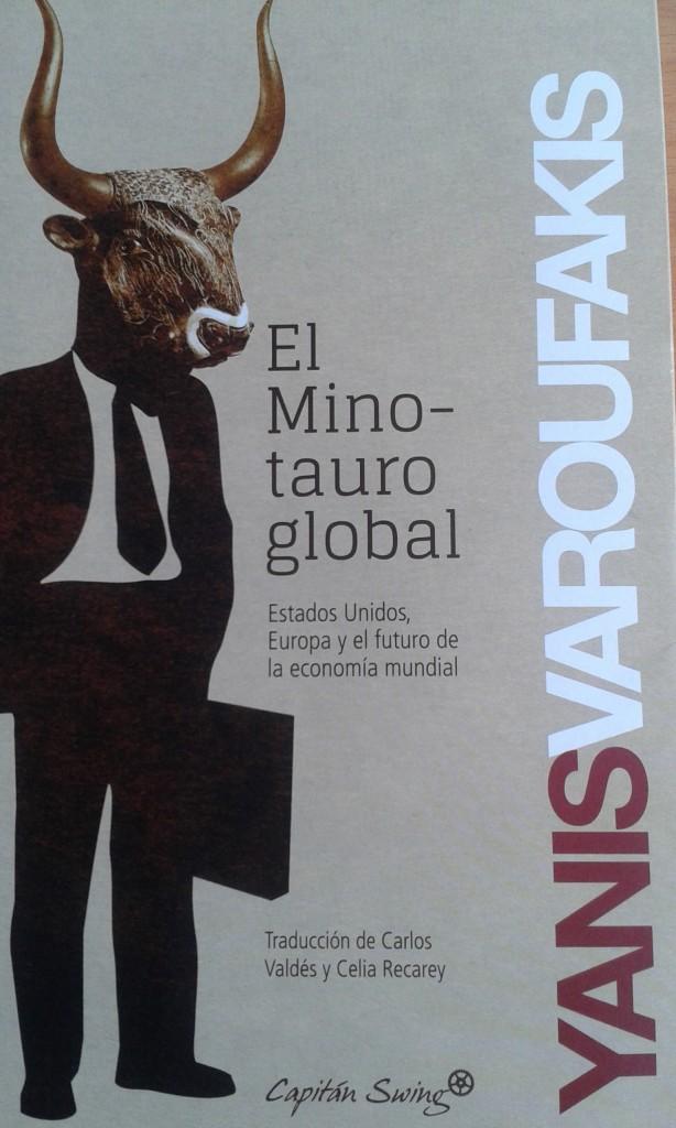 Minotauro globalaren azala