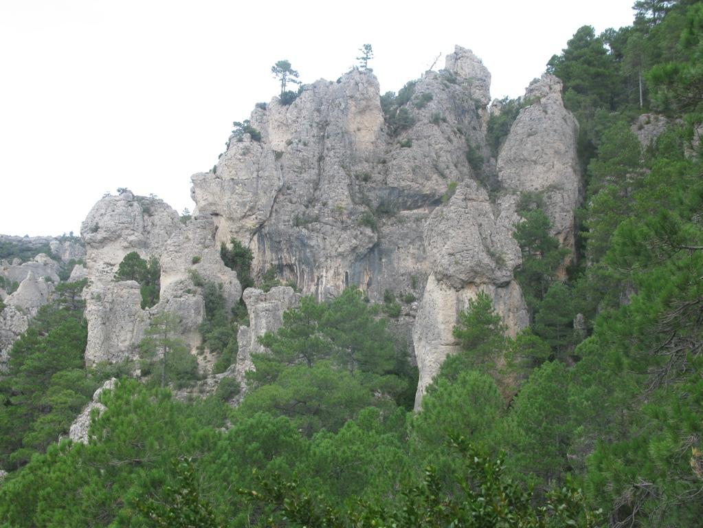 El Pissarral deitutako arroila