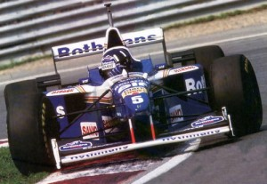 Damon Hill (Williams-Renault, 1996)