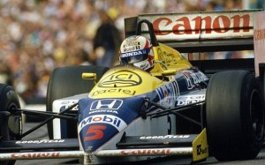 """Red Five"" Mansell"