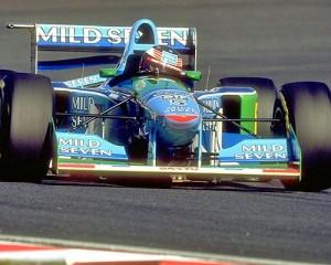 Schumacher (Benneton-Ford, 1994)